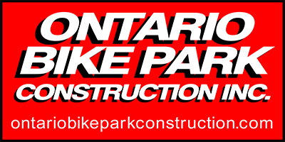 Ontario Bike Park Construction